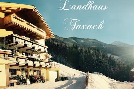 Landhaus Taxach Apartement voor 4-6 personen - Saalbach - Apartamento com serviços incluídos
