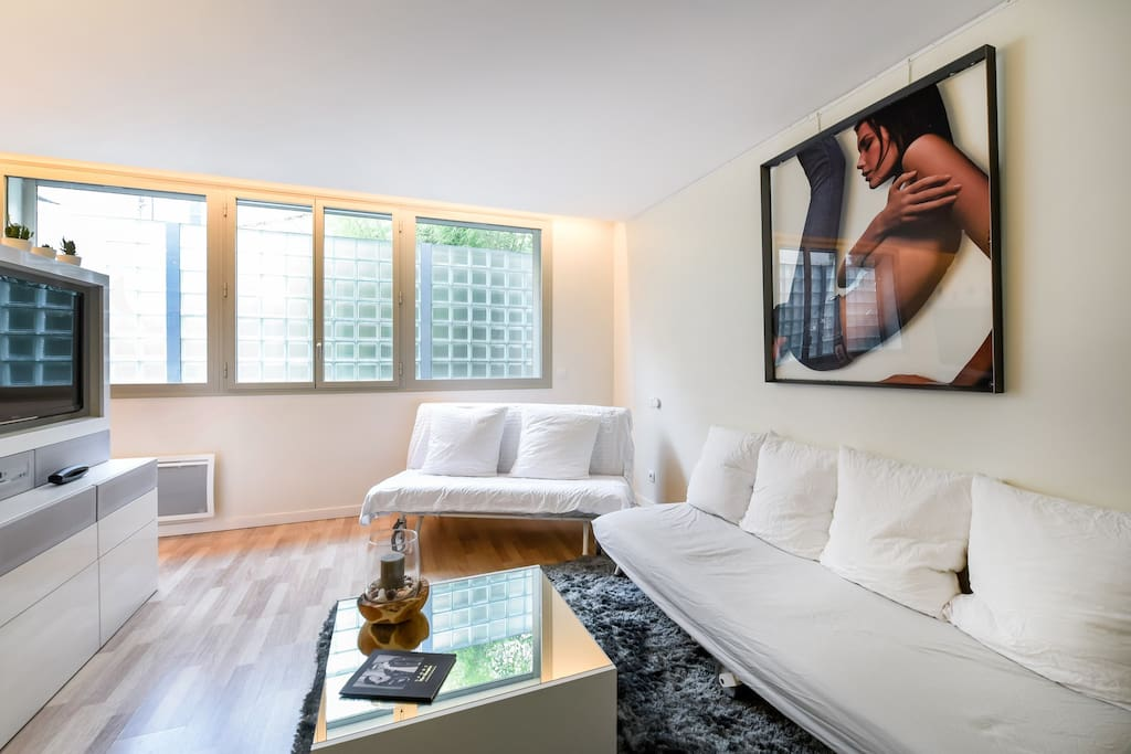 T1 35m2 higt tech hyper centre appartements louer for Location appartement t1 bordeaux
