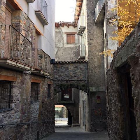 Apartament en el casc antic de El Pont de Suert - El Pont de Suert - Pis