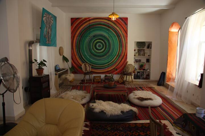 The Portal Apartment @ House_of_Dreaming