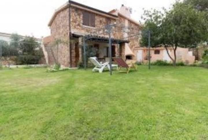 Casa Lilly Porto Ottiolu WIFI,AC and W.MACHINE