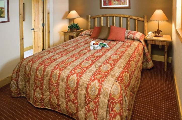 WorldMark Red River- 1 bedroom - Red River - Apartment