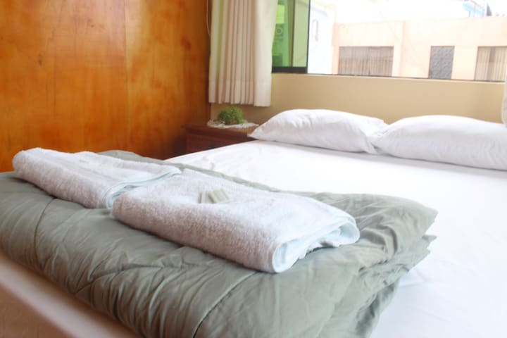 Cozy Room for 2! Near2 Barranco&Miraflores