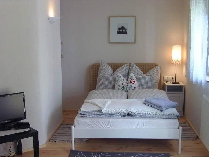 Lautertal Zinne, (Hayingen), Apartment Tal, 30 qm, Studio, max. 2 Personen