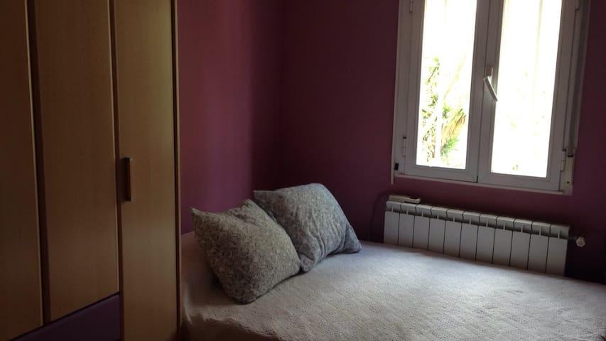 Habitación límpia, confortable y muy agradable - Madrid - Appartement