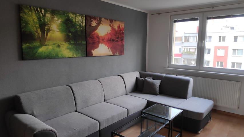 Pekný byt, kde ti nič nebude chýbať :)