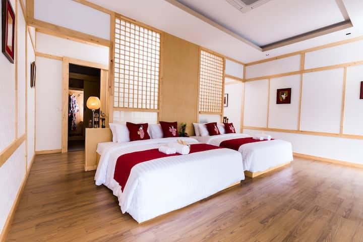 Zen Villa Khao Yai : Family suite