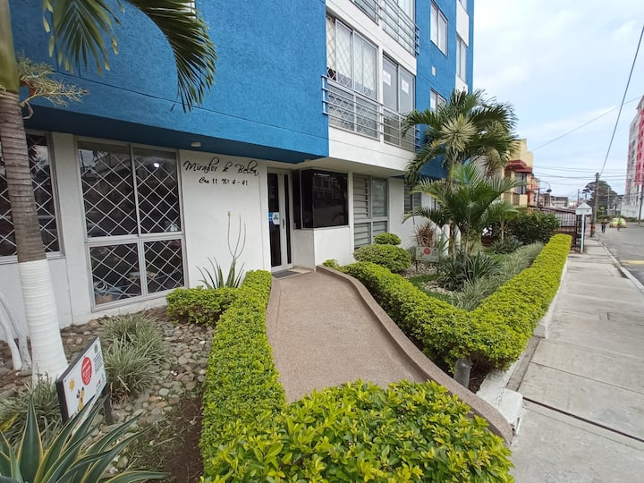 COMFORTABLE APARTMENT NEAR THE CITY CENTER: IBAGUÉ