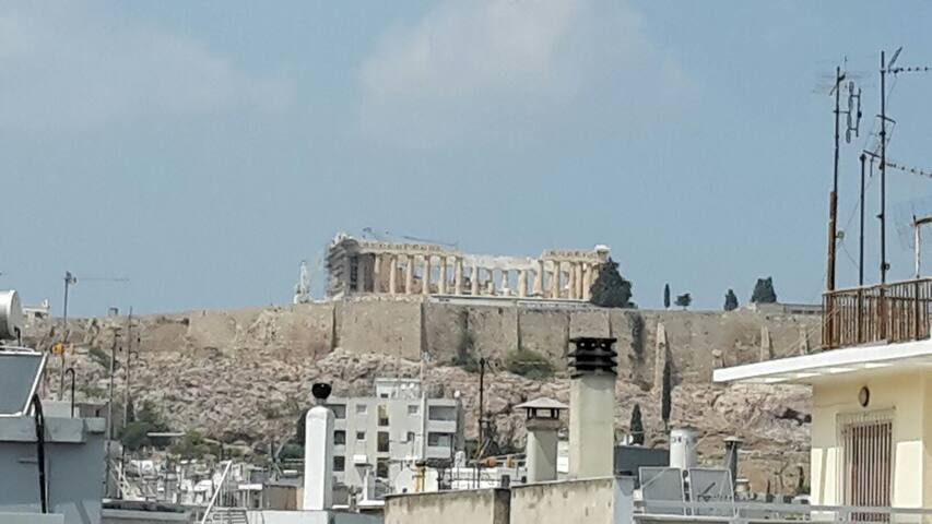 Acropolis view to the best location. - Athens - Apartment