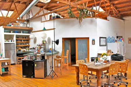 SHARE HUGE LOFT/STUDIO--JAPAN ROOM - Los Angeles - Loft