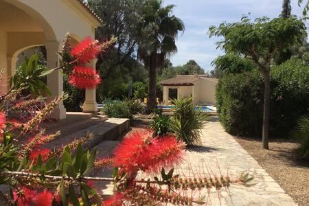 CASA MISTOL.Relaxing,peace & quiet - Llíber - Vila