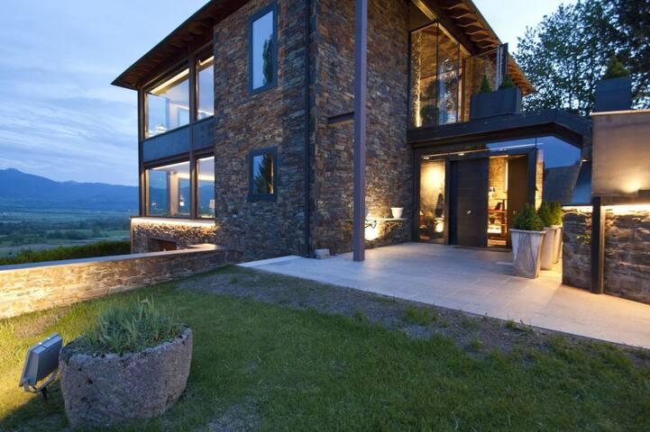 Impresionante Apartamento en Bolvir (Cerdaña) - Bolvir - Huoneisto