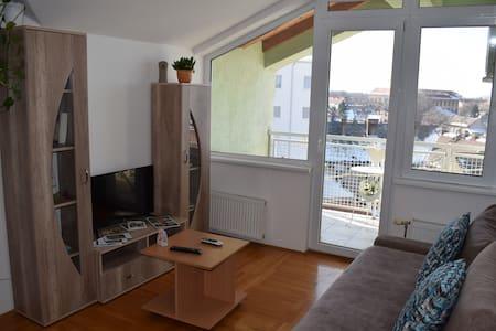 Apartment in Subotica City Center