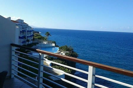 amazing view penthouse at sosua