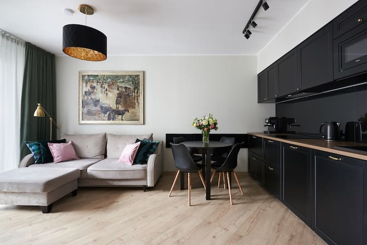 DKM Apartments- Gdansk Old Town