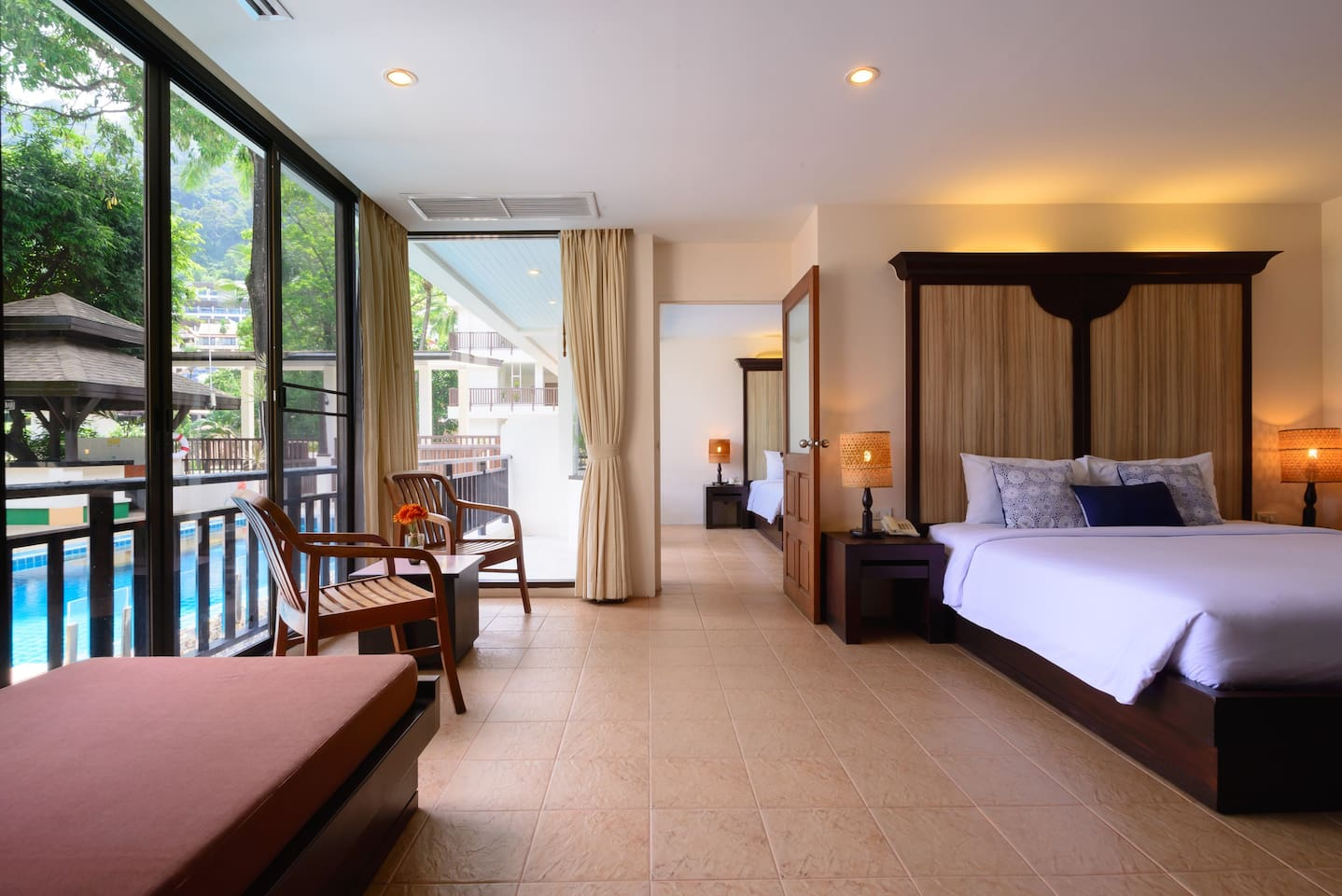Two Bedroom Family Suite, Patong Lodge Hotel