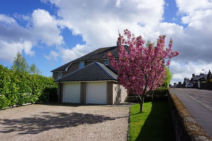 The Hoolet - Luxury self catering in Perthshire