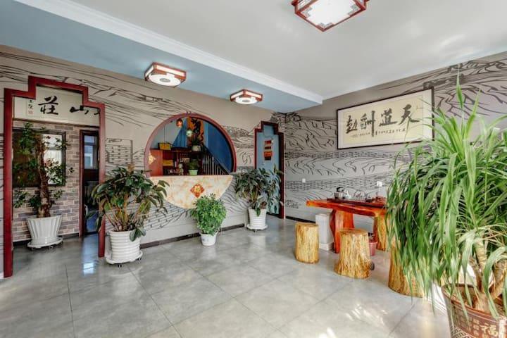 茶马古道上的那家客栈(长城脚下、青龙峽、雁栖湖附近民宿)