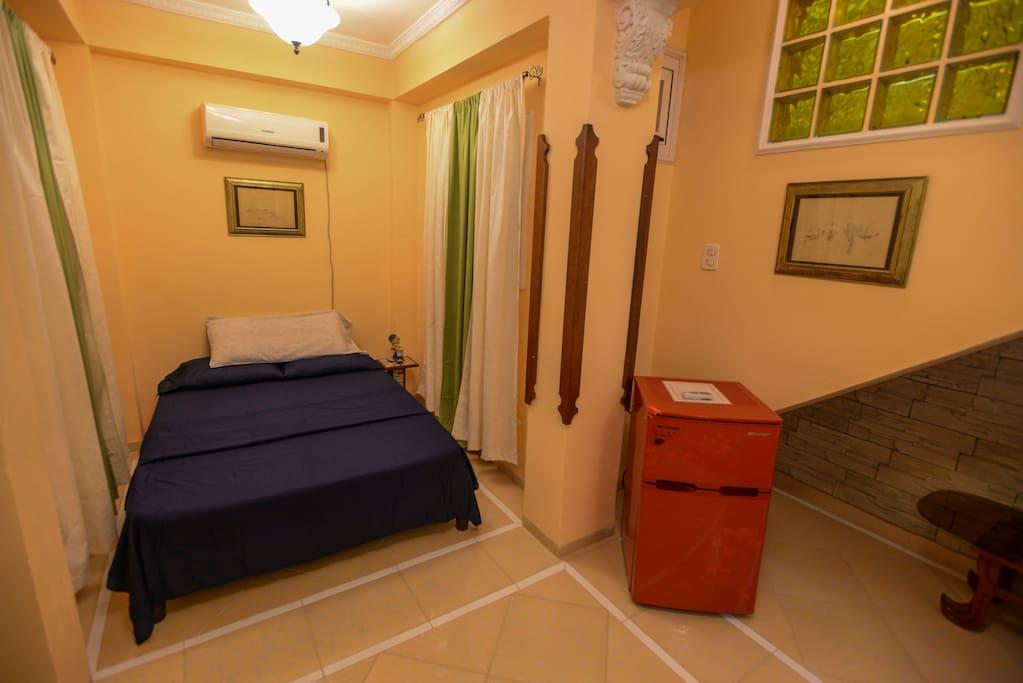 La habitación privada