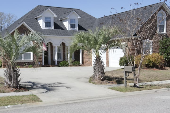 Relaxing home in a relaxing neighborhood - Sumter - Hus