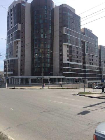Ваша квартира - Belgorod - Apartamento com serviços incluídos