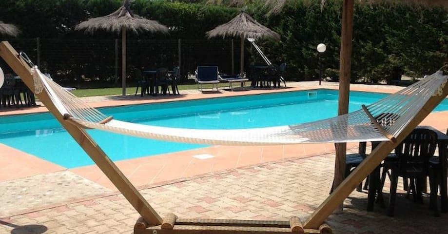 Holiday Home 2/4 person in Maremma, Tuscany - Rispescia - Apartamento
