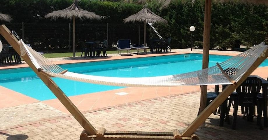 Holiday Home 2/4 person in Maremma, Tuscany - Rispescia - Apartment