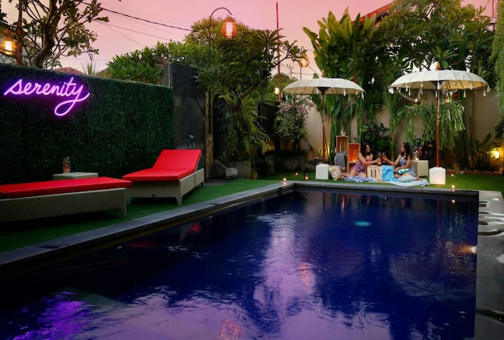 Seminyak Bed And Breakfast