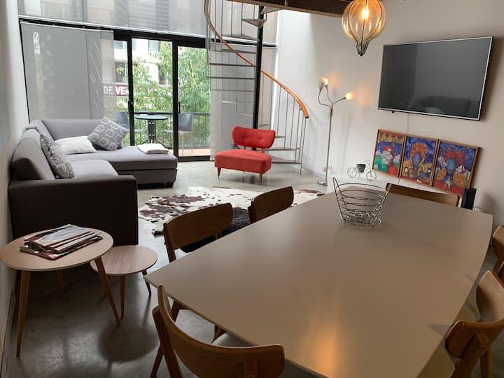 Apartamento duplex espectacular