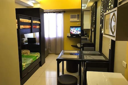 Gorgeous Condo at University Belt with WIFI&Cable - 奎松城 - 公寓