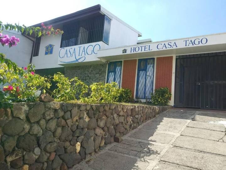 Hotel Casa Tago Habitacion Estandar