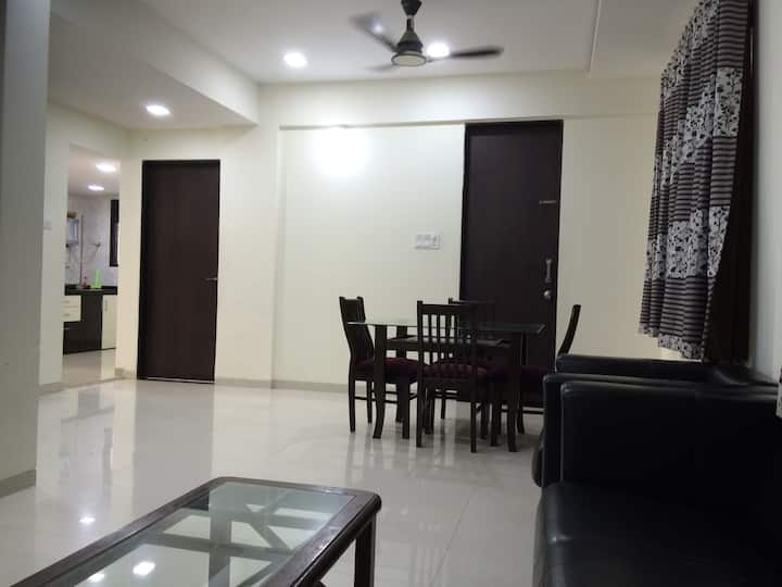 Spacious, Clean and convenient 2 Bhk Flat