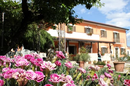 B&B Casale Shanti - Piedimonte San Germano - Bed & Breakfast