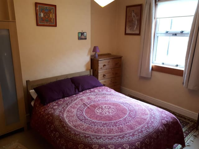 Nice double room near town centre