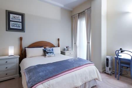 Private room - inner-city apt - Wellington