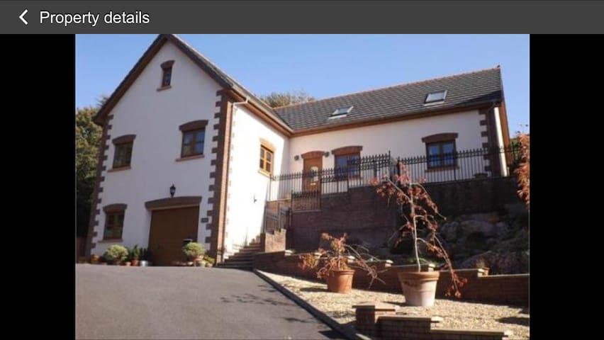 Eirianfa - Carmarthenshire - Llangynog - Haus