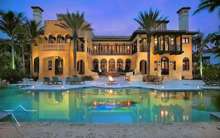 Wonderful Villa in Miami Beach - Miami Beach - Talo