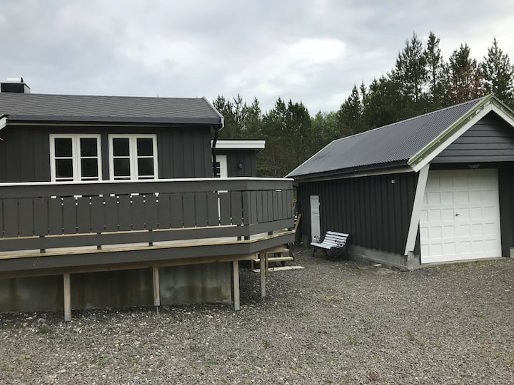 Feriehus på Averøya