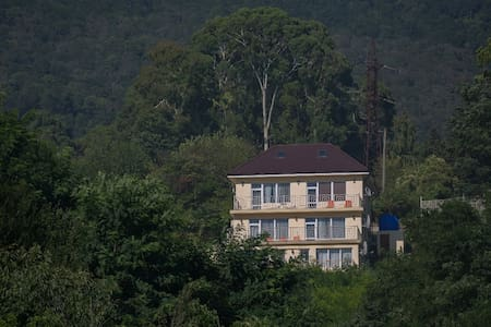 Апартаменты с видом на море - Otradnoe - Villa