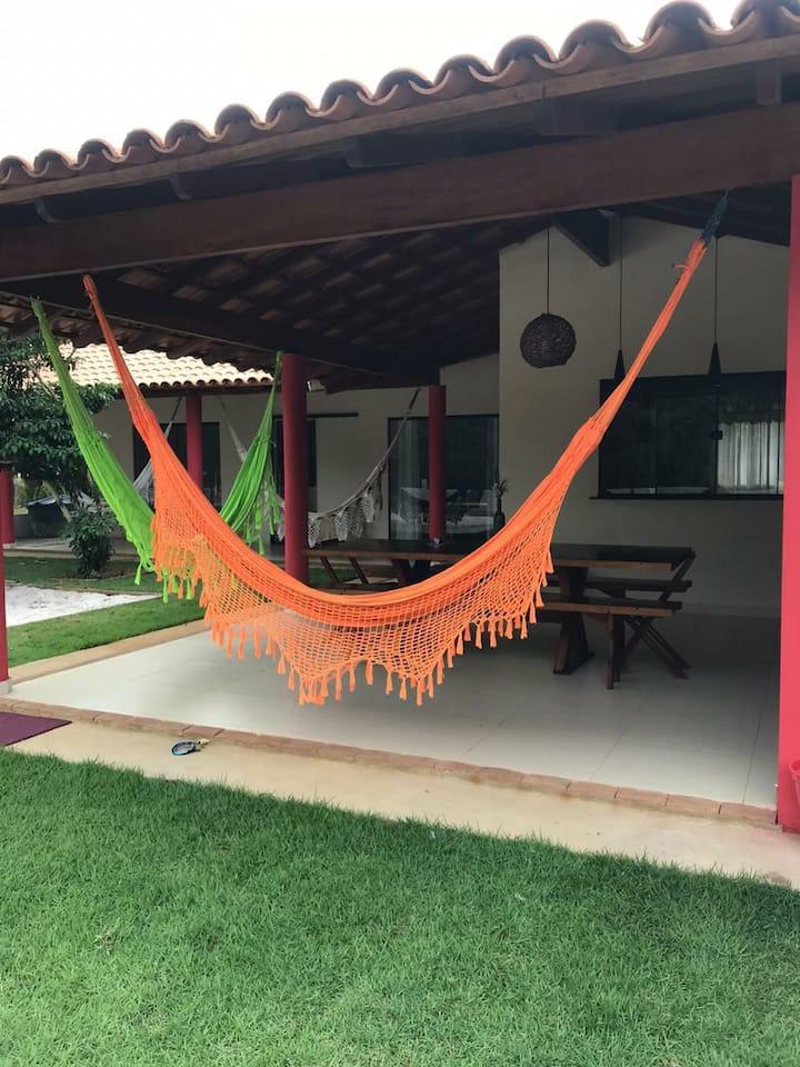 Casa em Praia de Guaratiba,  Prado/ BA