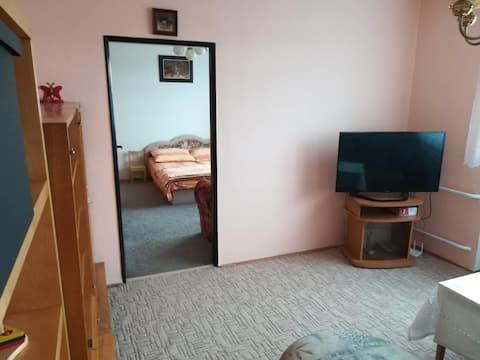 Ubytování v 1. patře rodinného domu