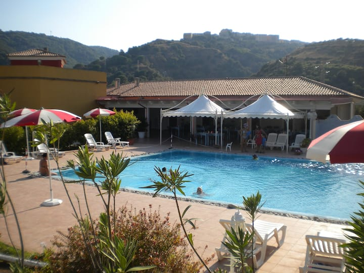 Relax tra campagna e mare a Squillace