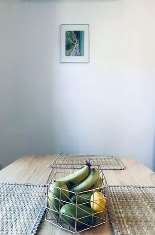 La salle a manger angle 2