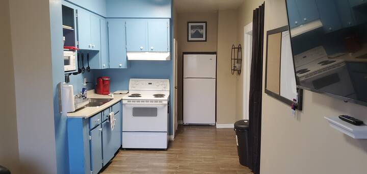 Trendy Two bedroom Erie street. Unit #1