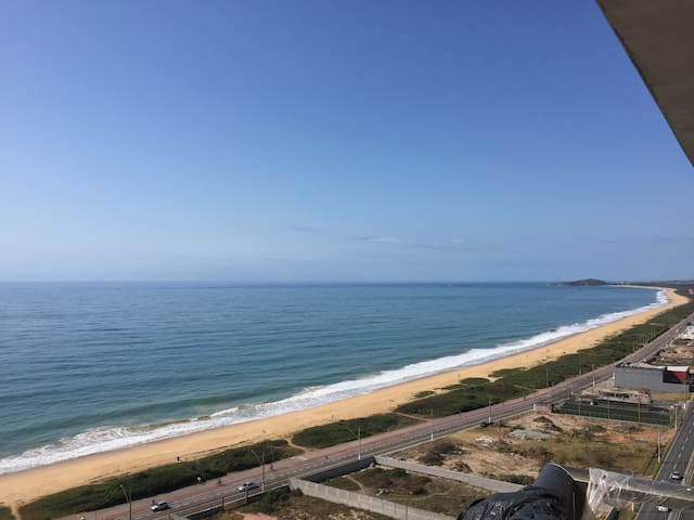 Beautiful new apt at the sea - Itaparica Beach - Vila Velha