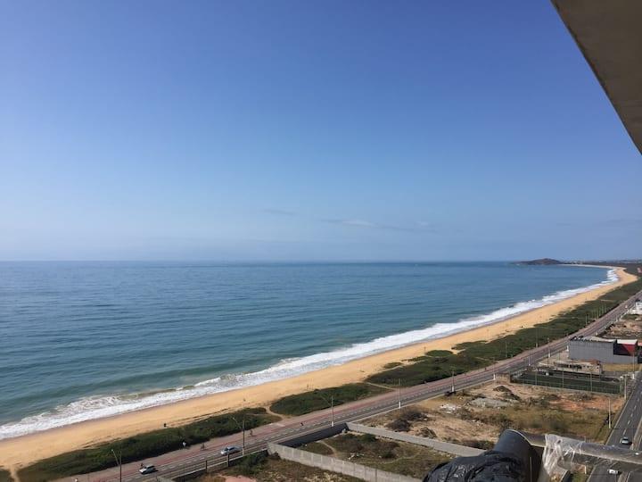 Hermoso nuevo apartamento frente al mar Itaparica