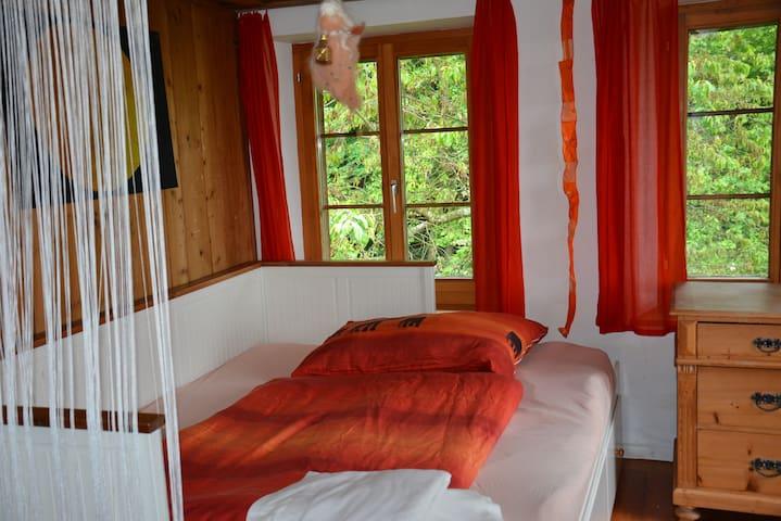 2 gemütliche Zimmer auf dem  Bauernhof - Hinwil - Other