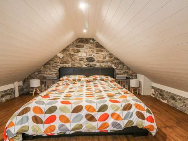 The Cowhouse (The Byre)