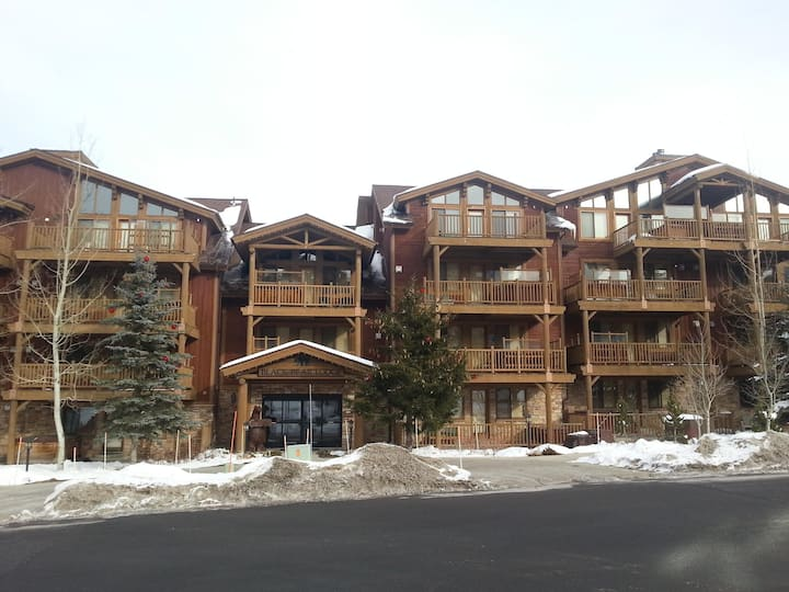 Luxury Condo In Upper Deer Valley
