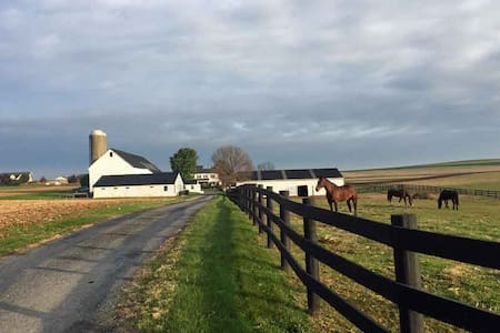Pleasant View Farm Guesthouse Lancaster County PA